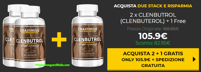 acquista clenbutrol