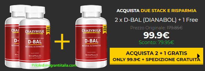 acquista d-bal
